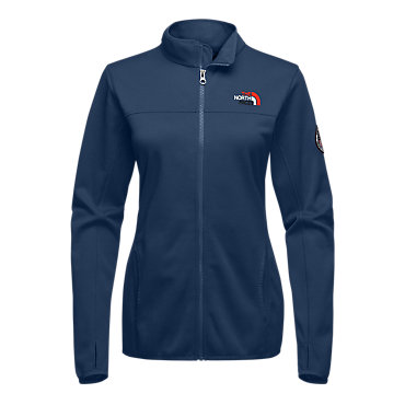 photo: The North Face Mazie Mays USA Full Zip
