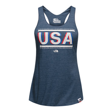photo: The North Face Tri-Blend Tank