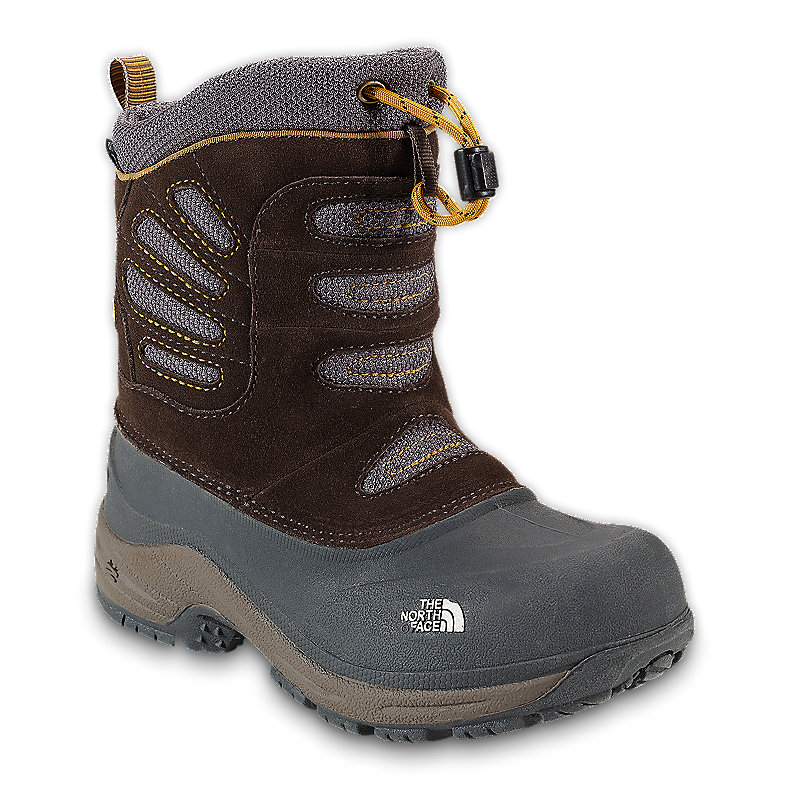 BOYS' SNOW PLOUGH PULL-ON BOOT