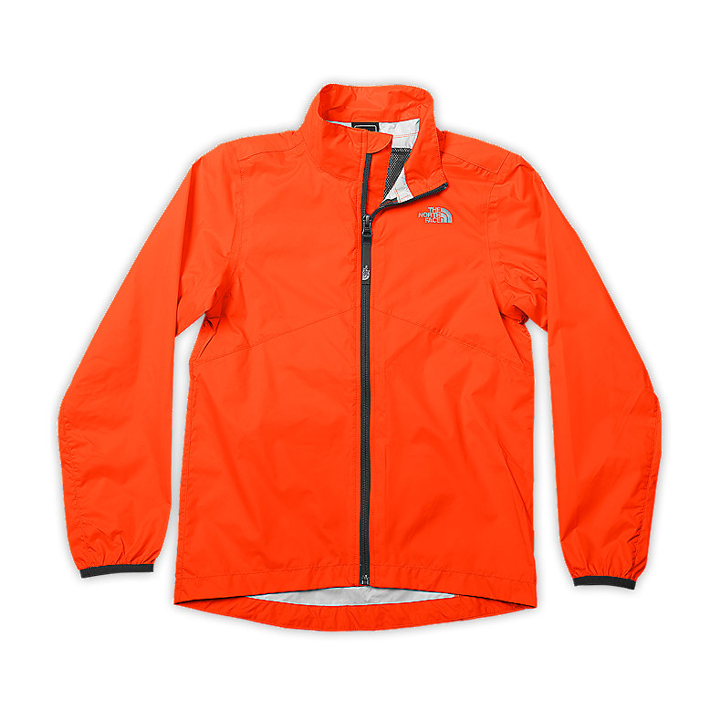 BOYS' TREKR MOUNTAIN BIKE JACKET