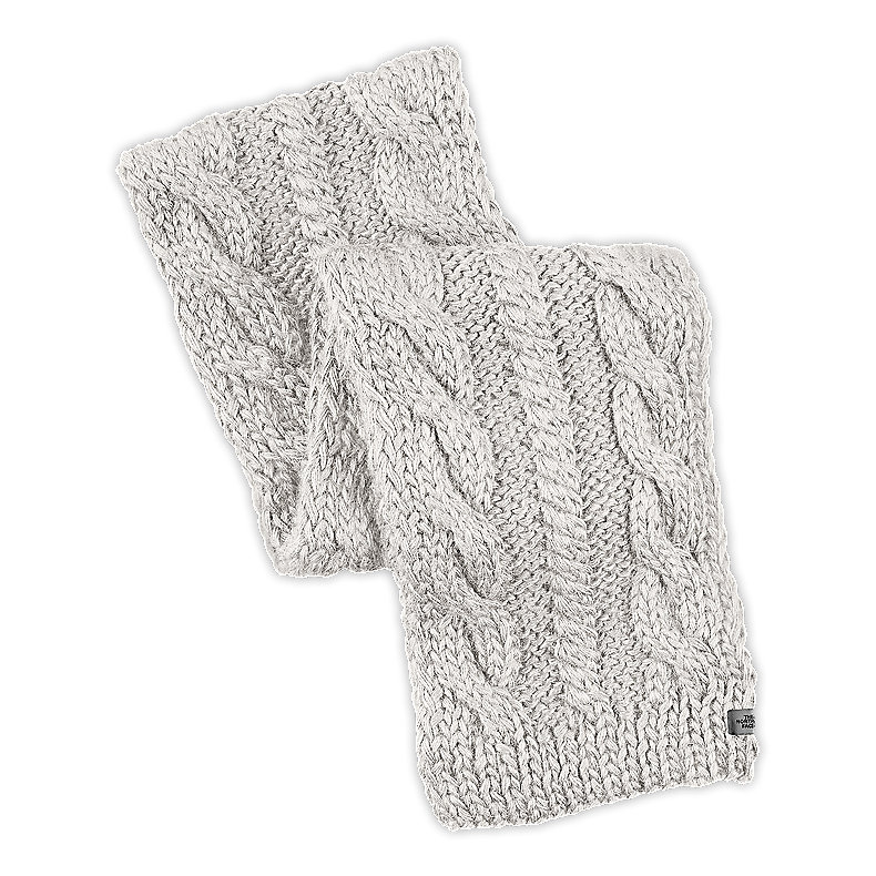 CABLE FISH SCARF