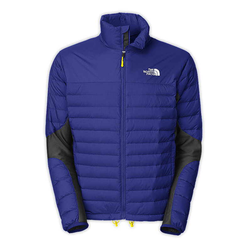 MEN'S A-BACK HYBRID DOWN JACKET