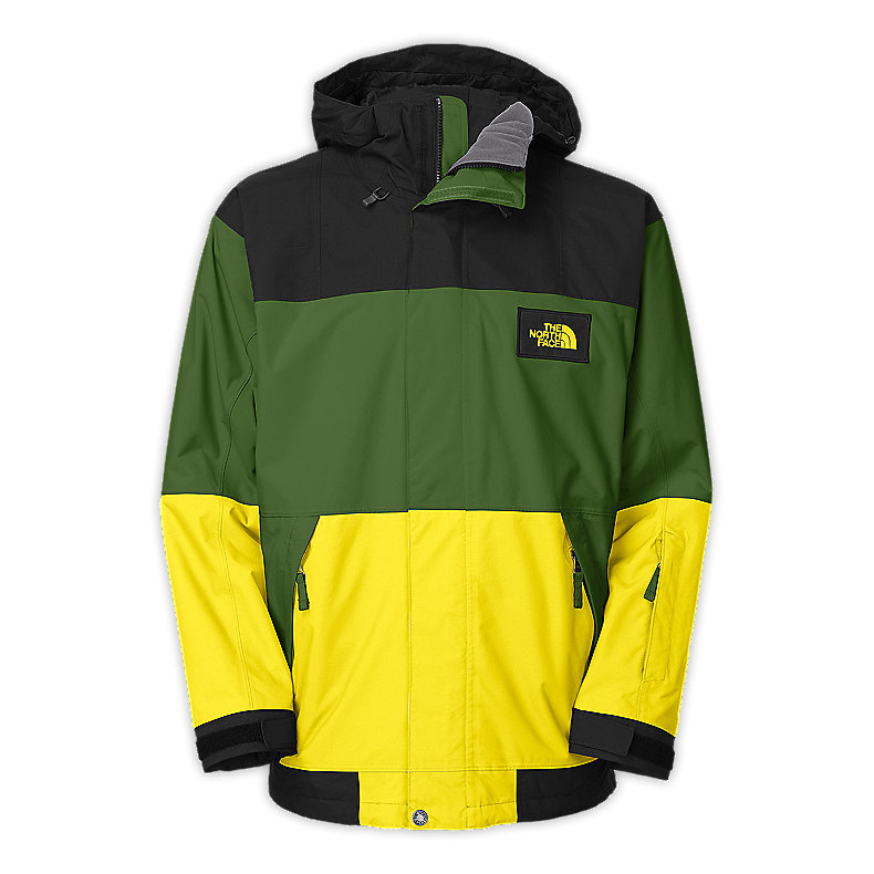 MEN'S WRENCHER INSULATED JACKET