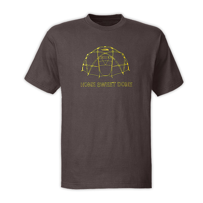 T-SHIRT HOME SWEET DOME POUR HOMMES