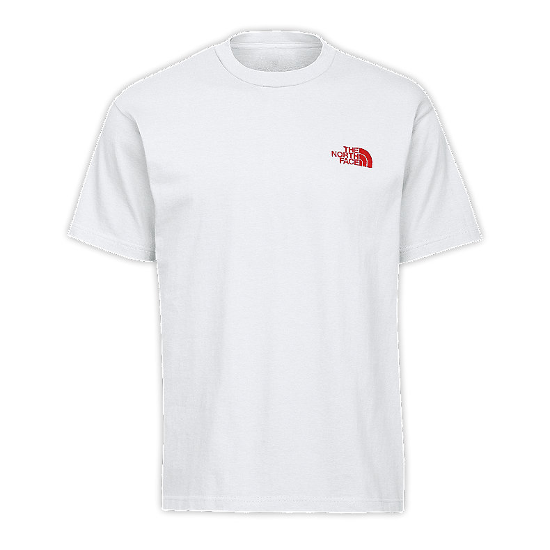 T-SHIRT RED BOX POUR HOMMES