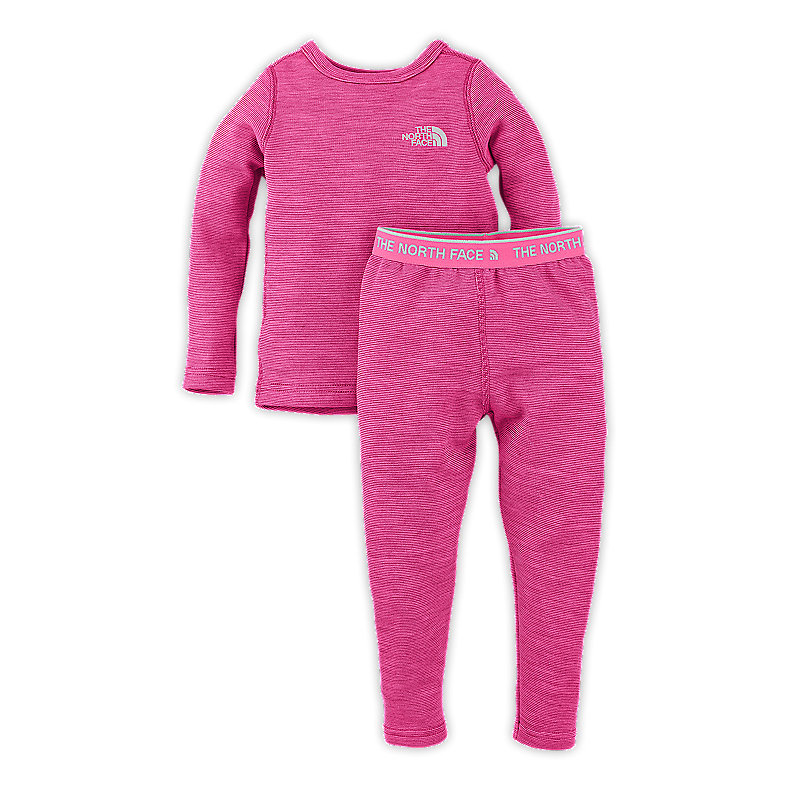TODDLER GIRLS' BASELAYER SET