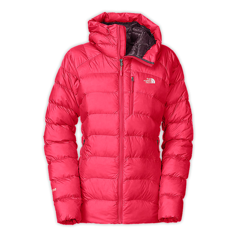 WOMEN'S HOODED ELYSIUM JACKET