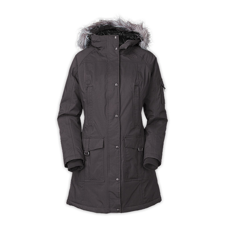 WOMEN'S INSULATED JUNEAU JACKET