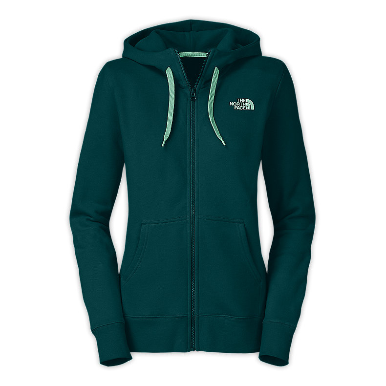 WOMEN'S LOGO FULL ZIP