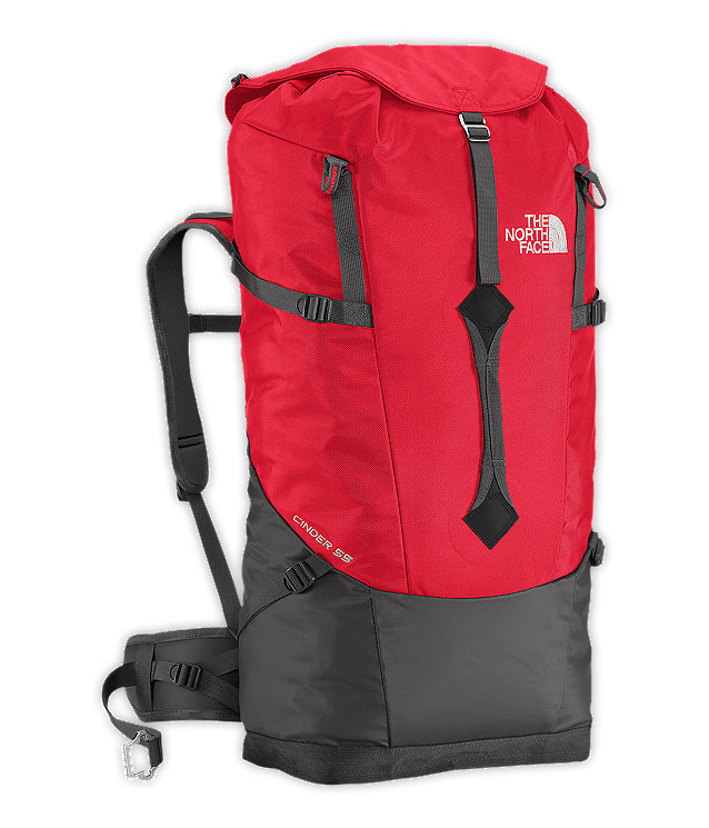 mochila north face 55