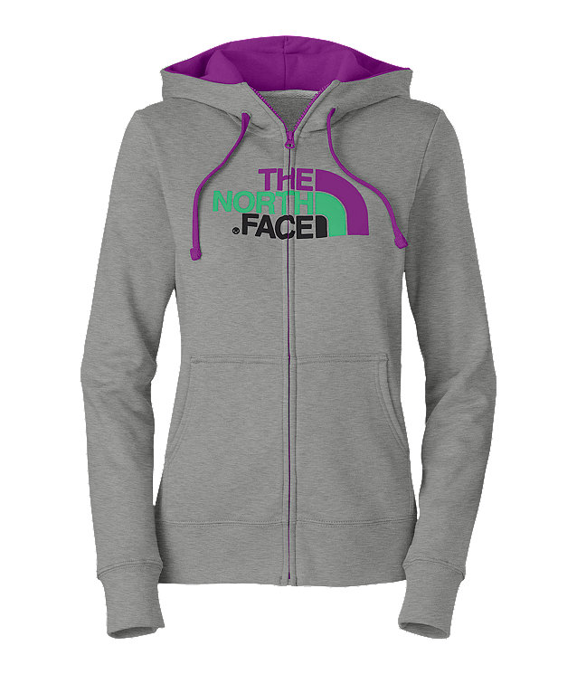 WOMEN'S HALF DOME FULL ZIP HOODIE | United States