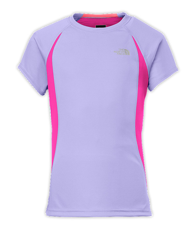 GIRLS' PERFORMANCE TEE