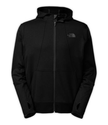 Men's Quantum Full Zip Hoodie by The North Face