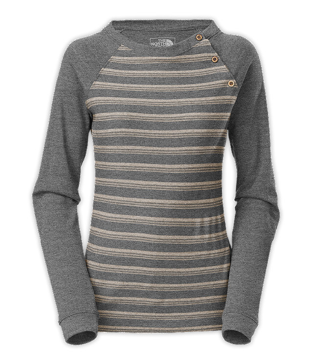 WOMEN'S LONG-SLEEVE TREVALLY SHIRT