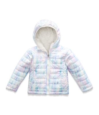 e2a692916bc TODDLER GIRLS  REVERSIBLE MOSSBUD SWIRL JACKET