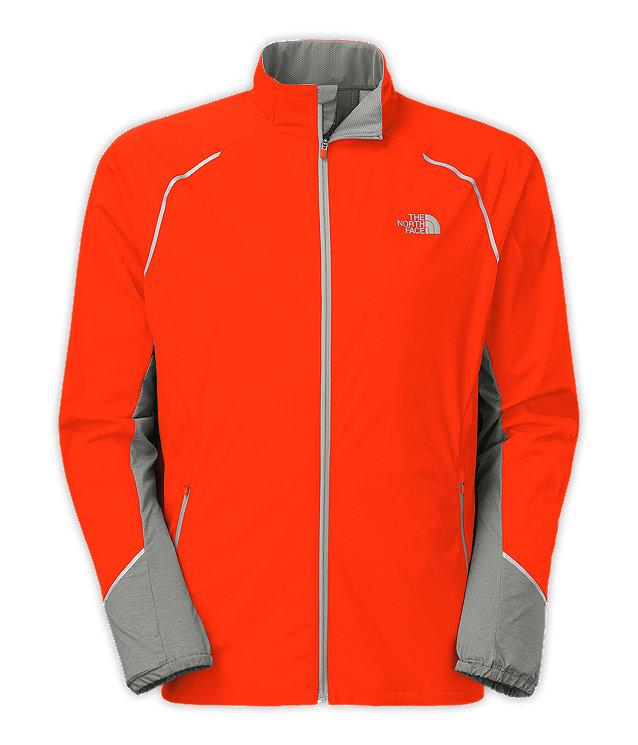 Mens running wind jacket