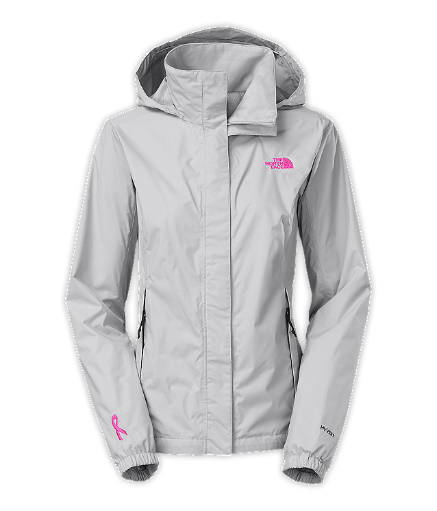 WOMEN'S PINK RIBBON RESOLVE JACKET