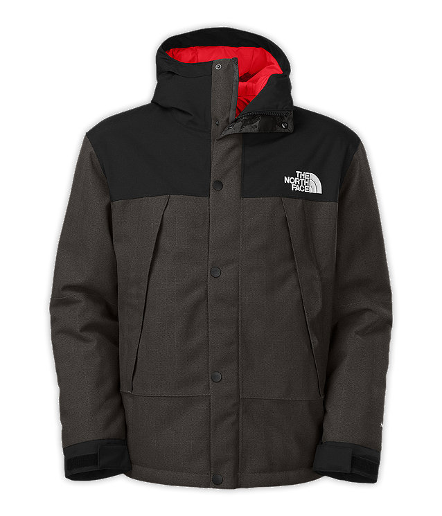 Parka jacket the north face