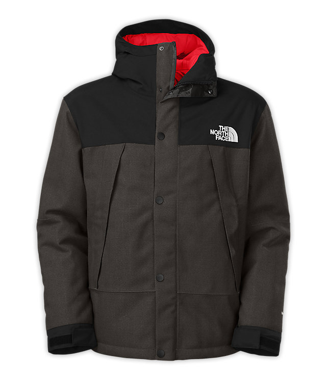 men s insulated mountain parka shop at the north face. Black Bedroom Furniture Sets. Home Design Ideas