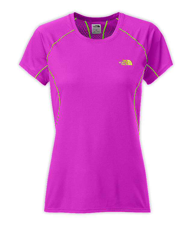 WOMEN'S SHORT-SLEEVE VOLTAGE TEE