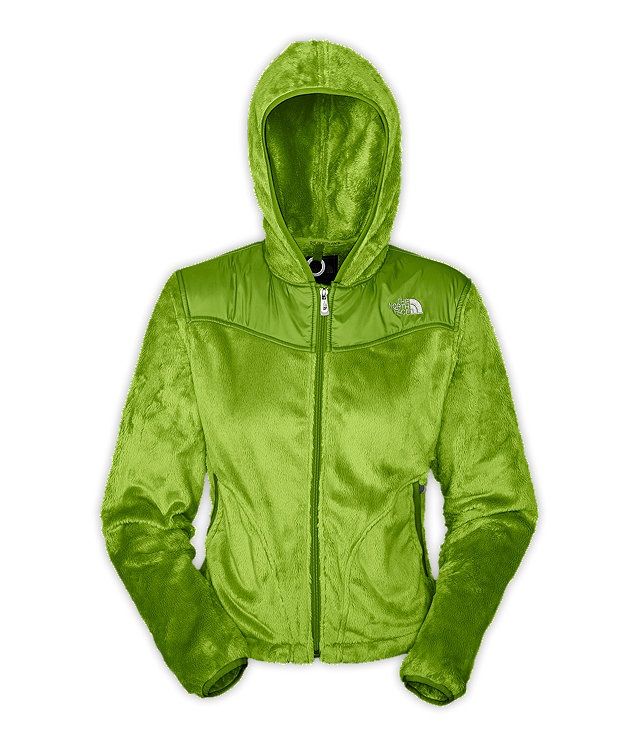 North face oso jacket with hood