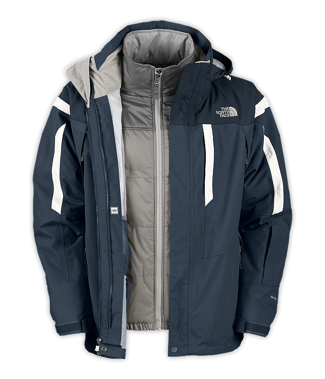 Men's vortex triclimate jacket uk