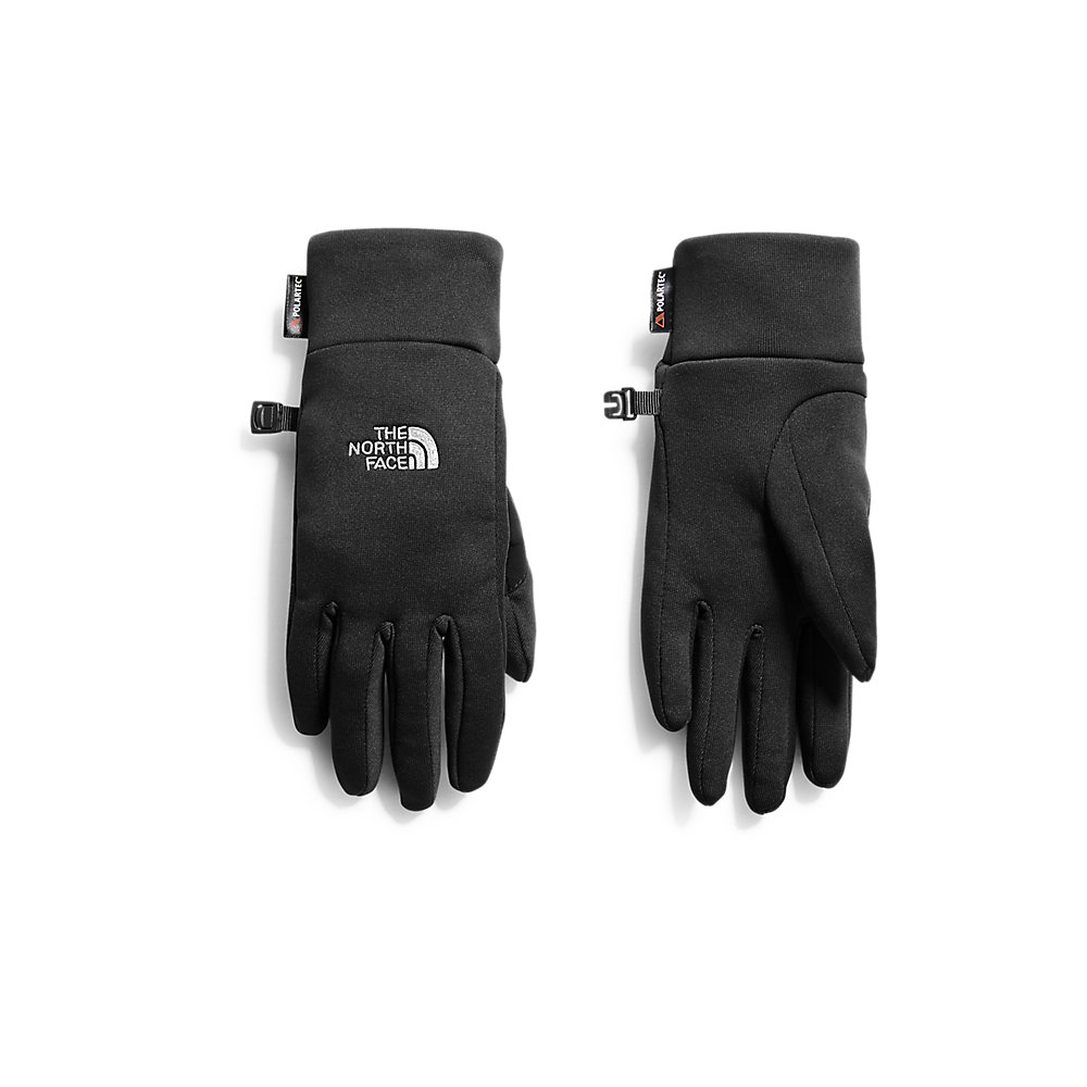 Review North face power stretch gloves