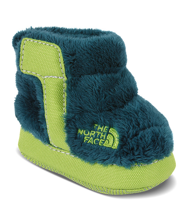 NSE INFANT FLEECE BOOTIE