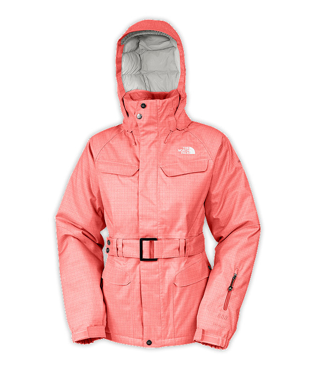 WOMEN'S GET DOWN JACKET