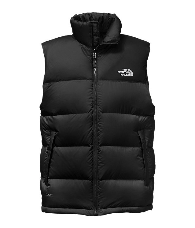 men s nuptse vest united states. Black Bedroom Furniture Sets. Home Design Ideas