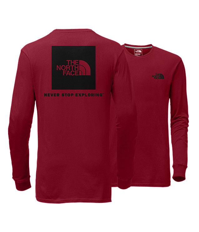 42a4d0c9 MEN'S LONG-SLEEVE RED BOX TEE | United States