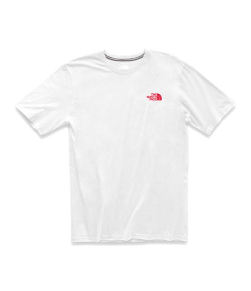 MEN'S SHORT-SLEEVE RED BOX TEE - NEW FIT-