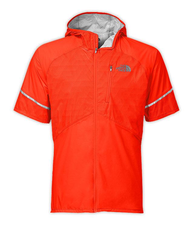 MEN'S ULTRA LITE WATERPROOF SHORT-SLEEVE JACKET