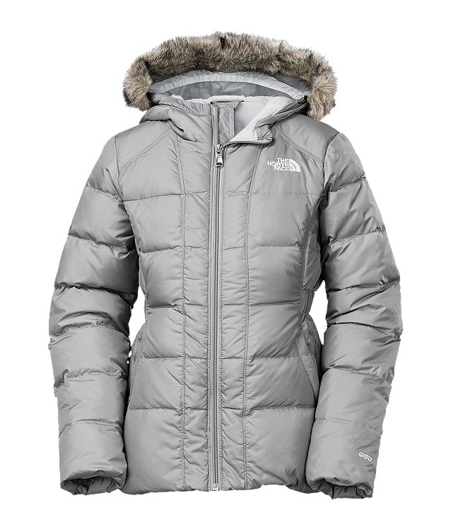 GIRLS' GOTHAM DOWN JACKET