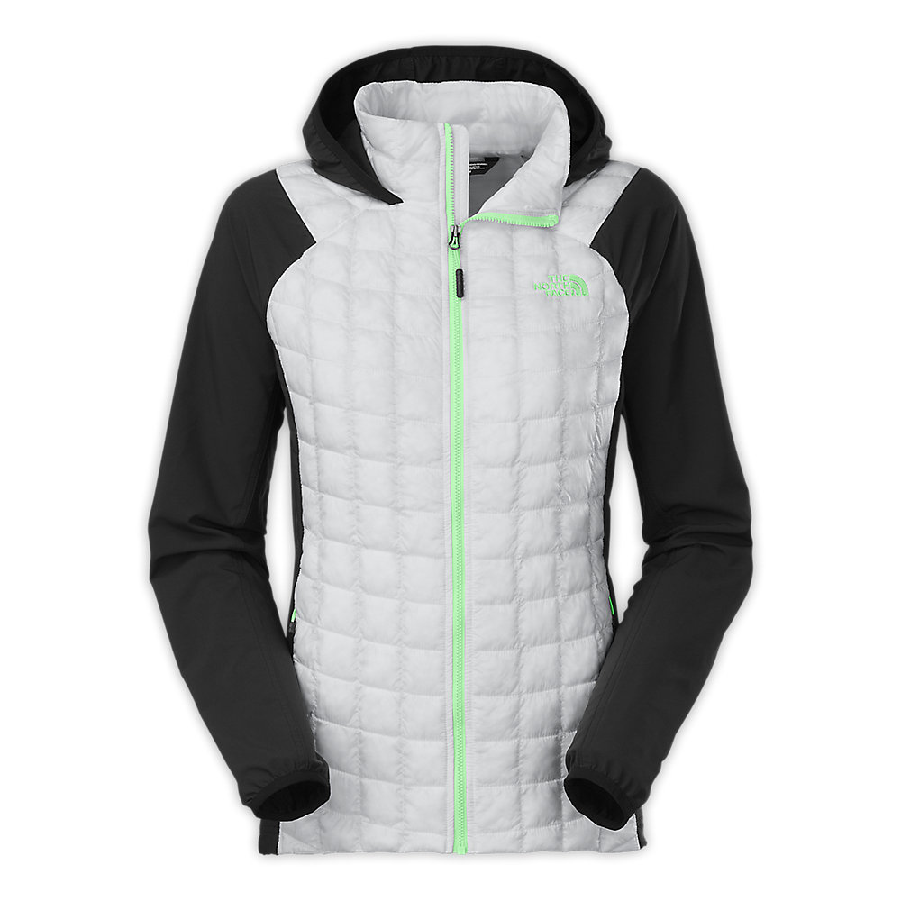 163470a65 WOMEN'S THERMOBALL™ HYBRID HOODIE