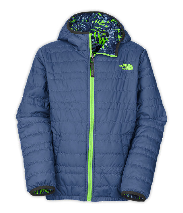 BOYS' REVERSIBLE PERRITO PEAK JACKET