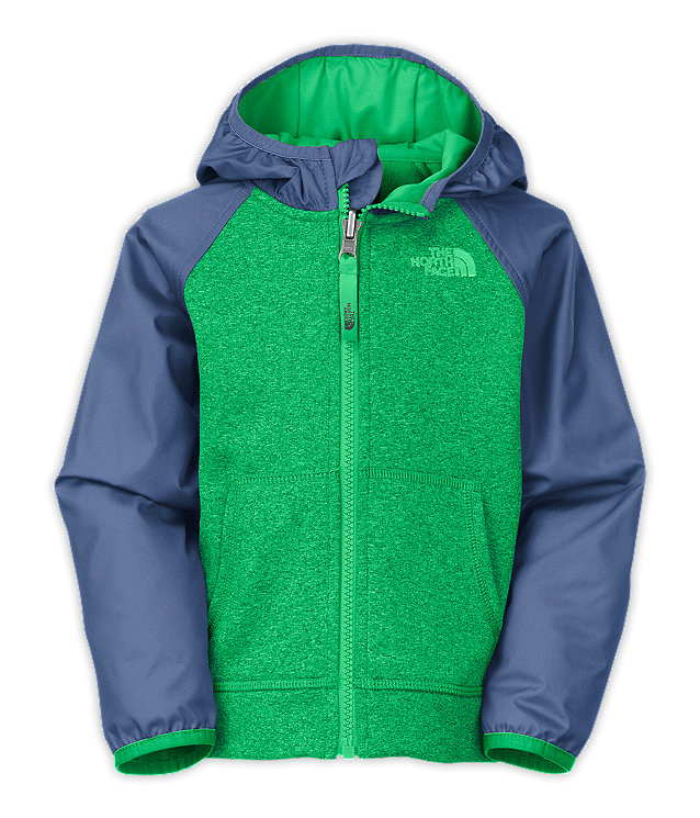 TODDLER BOYS' CANYONLANDS TRACK HOODIE