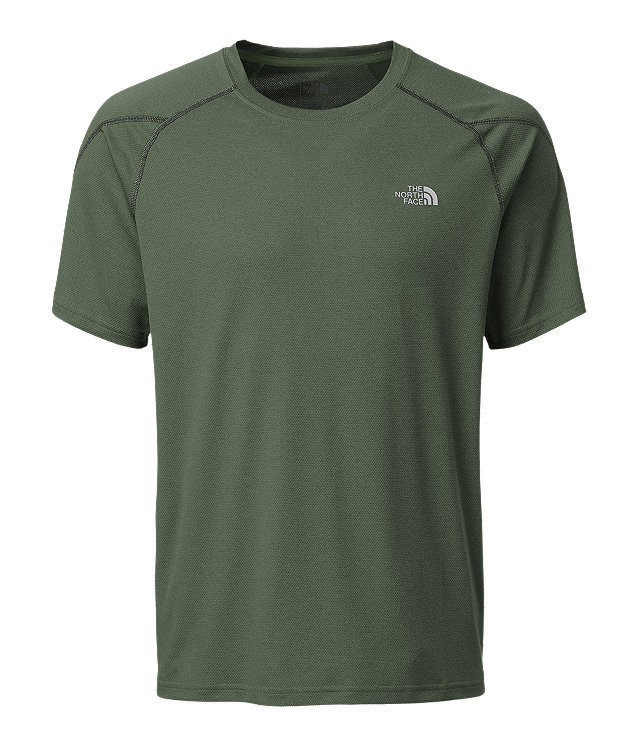 MEN'S VOLTAGE SHORT-SLEEVE CREW