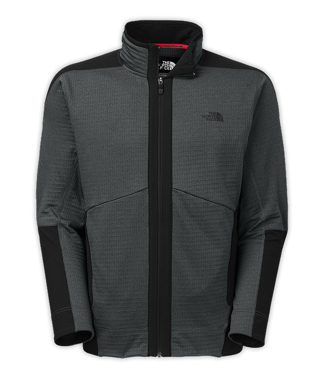 MEN'S AMPERE GRID FULL ZIP