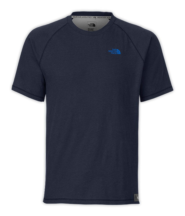 MEN'S RECKING SHORT-SLEEVE CREW