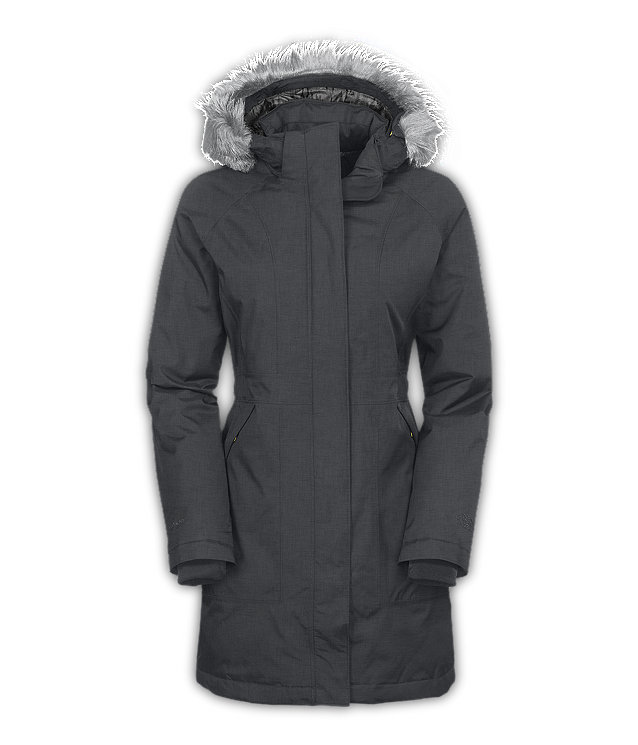 WOMEN'S ARCTIC DOWN PARKA