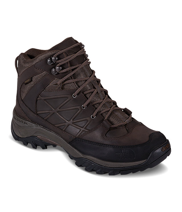 MEN'S STORM MID WATERPROOF LEATHER