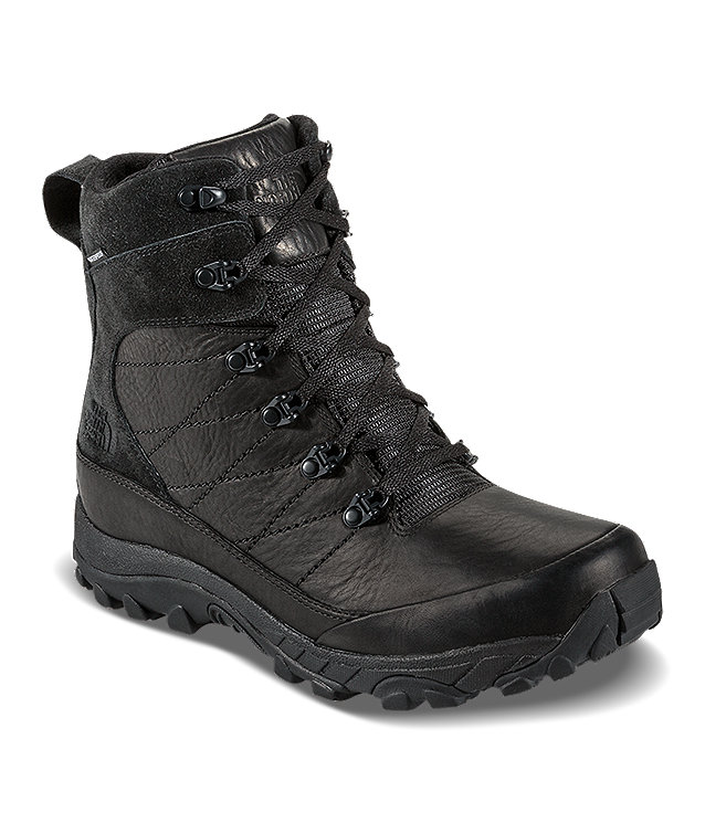 MEN'S CHILKAT LEATHER INSULATED BOOTS