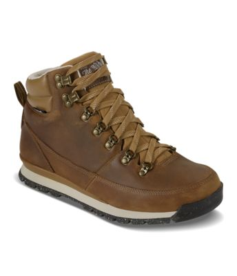 For Mens The North Face Mens Back To Berkely Boots Tan Shoes Tan