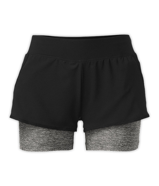WOMEN'S DYNAMIX STRETCH SHORTS