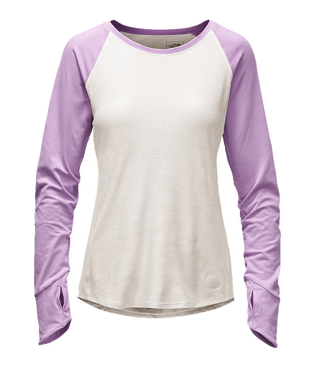 WOMEN'S MOTIVATION LONG-SLEEVE