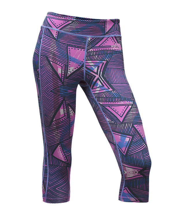 WOMEN'S PULSE CAPRI TIGHTS