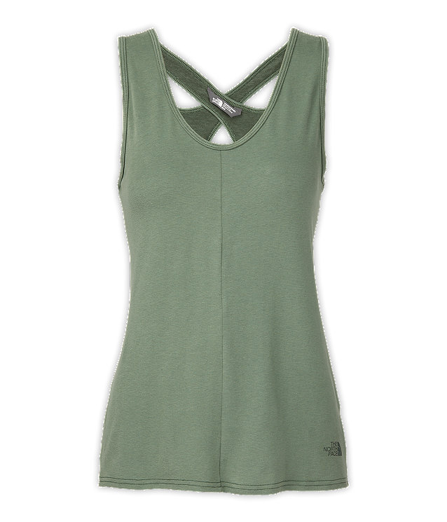 WOMEN'S BREEZEBACK KNIT TANK