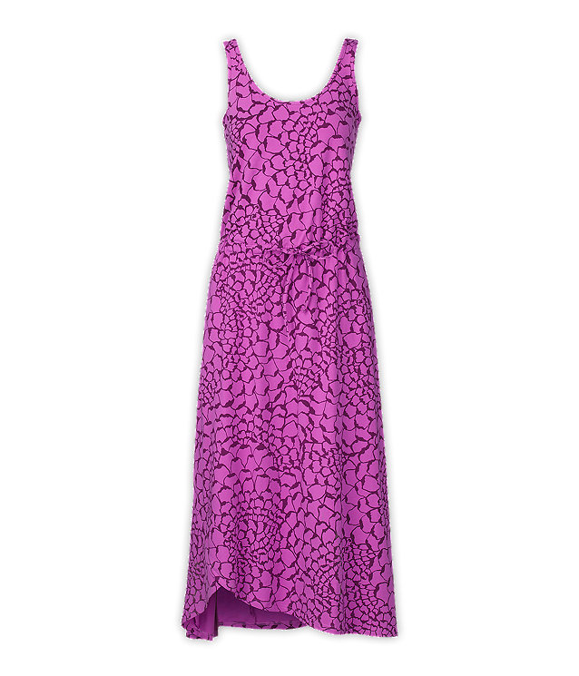 WOMEN'S ON THE GO MAXI DRESS