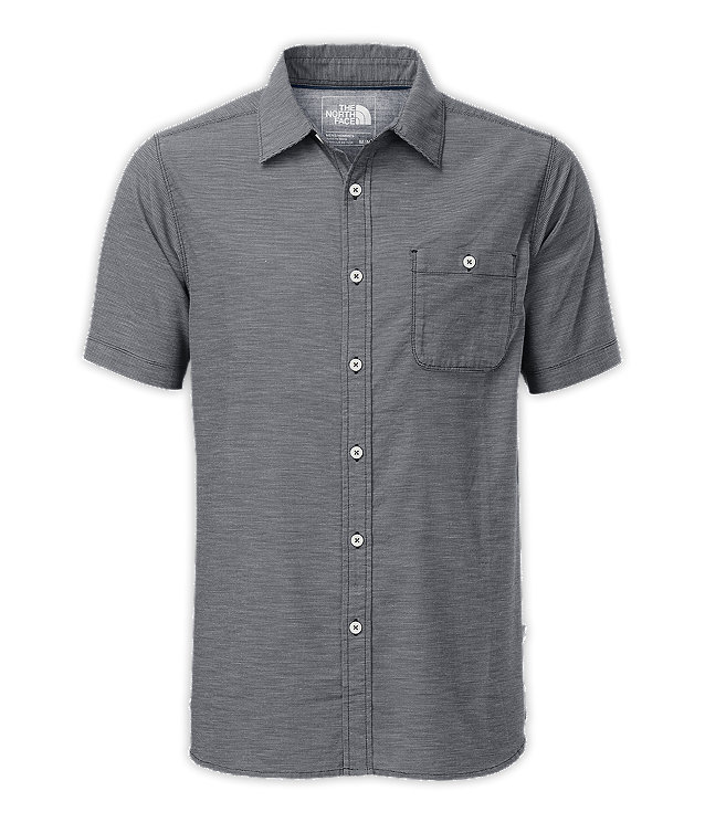 MEN'S SHORT-SLEEVE RED POINT SHIRT
